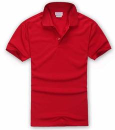 Canada NewS-4XL Brand New style mens polo shirt Top broderie de crocodile hommes chemise à manches courtes en coton maillots polos shirt Offre