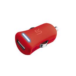 Fiducia 20153 urbanrevolt caricabatteria per auto fiducia rossa da