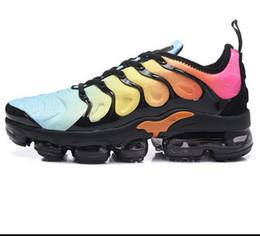 Designer men's shoes Nike vapormax women TN Plus кроссовки для мужчин, женщин Smokey Mauve String Colorways Оливковый в металлик Дизайнер Тройной Тренер Спортивные кроссовки cheap shoes strings от Поставщики шнуры для обуви