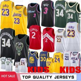 Juventude james jérsei on-line-NCAA A juventude caçoa LeBron James 23 College Basketball Jerseys Stephen Curry 30 34 Antetokounmpo Kawhi 2 Leonard Joel 21 Embiid 25 Simmons