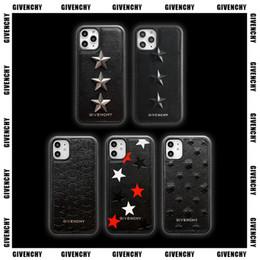 couverture de lapin de téléphone Promotion design de luxe cinq types de téléphone étui cuir noir de couverture pour iphone 6 6s 7 8 8Plus pour iphone x xr xs max pour iPhone 11 11 pro 11 pro max