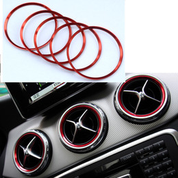 Pour l'alliage d'aluminium de sortie d'air d'alliage d'aluminium de classe de Mercedes Benz A / b / gla / cla ? partir de fabricateur