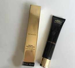 Geheimes make-up online-Neueste Marke Face Concealer Make-up Top Secrets Primer Creme Sofortfeuchtigkeit glühen BB Cream Make-up 40ml