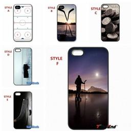 Caso do iphone do hóquei on-line-Esportes de hóquei no gelo para iPhone XR XS Max caso, projetos hóquei no gelo esportes Samsung S8 S9 Hard Plastics capa protetora do telefone
