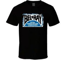 camisas de marcas de nombre Rebajas Bel Ray marca fluidos vehiculares Cool camiseta