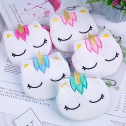 borse all'ingrosso delle bambine Sconti Nuovo Design Coin Bag Donna Ragazza Unicorno Cartoon Pattern Flamingo Portamonete Portafogli Bambino colorato piccolo portafoglio per i viaggi