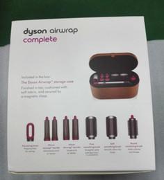 2019 NOUVEAU dispositif de coiffure multifonctionnel Dyson Airwrap DYSON sèche-cheveux fer à friser automatique boîte de 8 têtes pour cheveux rugueux et normaux ? partir de fabricateur