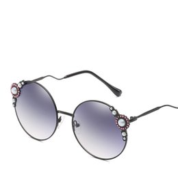 2019 Luxury Brand Pearls Sunglasses Good Quality Women Elegant Glasses for  Street Beach Party Retro Full Round Eyewear Popular Sunglasses affordable  good ... c8a5b1b10da2