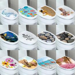 Su geçirmez tuvalet sticker ciltli tuvalet sticker çevre nightstool çıkartmalar banyo dekorasyon çıkartmaları yeni komodin paster H168 supplier bathroom film sticker nereden banyo filmi çıkartması tedarikçiler