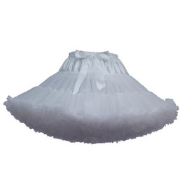 ladies red tutu skirt Coupons - CHAMSGEND Skirt Sexy Princess Tulle Skirt Pleated Dance Tutu Skirts Ladies Candy Color Half-length Gauze Tutu Ball 1.JAN30