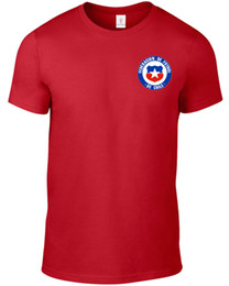 CHILE WORLD CUP 2018 T SHIRT FOOTBALL SOCCER PLUS SIZES S-5XL TEE F73.1  Funny free shipping Unisex Casual 618b1d241