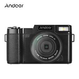 """Andoer 1080P Full HD 24MP Cámara con videocámara digital de 3.0 """"Pantalla LCD giratoria, antivibraciones, zoom digital 4X con desde fabricantes"""