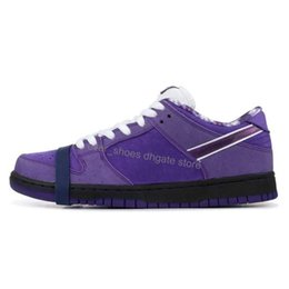 on sale b636d 0c830 Discount sb dunks shoes - New 2019 Concepts x SB Dunk Low Purple Lobster  BV1310-
