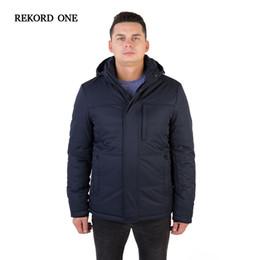 зимние пальто Скидка 2019 new listing warm long coat cotton clothes men's thick winter casual jacket windproof shirt Russian region free transport