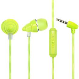 2019 meilleurs microphones à fil En gros meilleure qualité boîte en plastique emballage écouteurs câblé dans une oreille écouteurs avec microphone pour cadeau wcc27 meilleurs microphones à fil pas cher