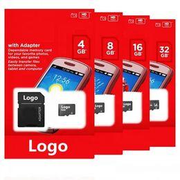 u1 оптовые Скидка 100% Аутентичные Оптовая карта памяти бренда 32 ГБ 64 ГБ 128 ГБ 256 ГБ Flash Micro TF SD-карты A1 Ultra Class 10 U1 U3 A1 Ypf17-2
