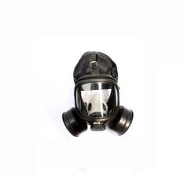 Canada MF 15C Masque Protection totale du visage Pesticide Formaldéhyde Gaz Toxique Filtre à Charbon Actif Industriel Militaire Sécurité Respirato Offre
