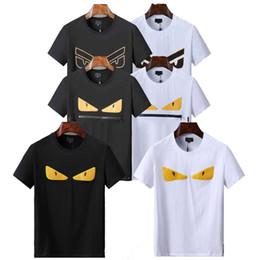 2019 красный перец для оптовой продажи 2019 новый модный бренд дизайнер футболка хип-хоп Белый Мужская одежда повседневная футболки для мужчин с буквами печатных футболка размер M-3XL