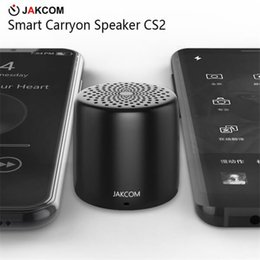JAKCOM CS2 Smart Carryon Speaker Vendita calda in mini altoparlanti come xaomi i7s tws 4k telecamera ip da xiaomi mi box fornitori