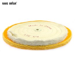 Ткань цвета буйволовой кожи онлайн-240mm   290mm Cotton Lint Cloth Buffing Wheel Gold Silver Jewelry Mirror Polishing Wheel