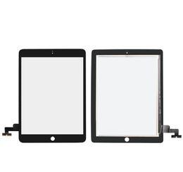 2019 mini obiettivo ipad Touch Screen per iPad 2 3 4 Sostituzione Touch Screen Panel Digitizer Con tasto Home e adesivo DHL di spedizione libero