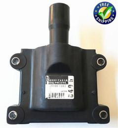 cableado del paquete de bobina Rebajas Japón bobinas de encendido de reacondicionamiento original 90919-02200 19080-76010 9700-730202 módulos de encendido para Toyota Previa TCR10