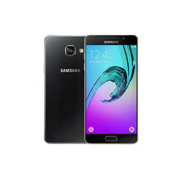 2019 смартфон octa core 2gb 2016 Оригинальный Samsung Galaxy A5 A5100 2 ГБ RAM 16 ГБ ROM 5.2 дюймов Dual SIM 4 Г LTE Octa Core 13MP Камера Andorid Смартфон скидка смартфон octa core 2gb