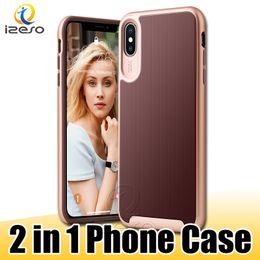 iphone elegant Rabatt Ultra Slim Hybrid-Telefon-Kasten für iPhone 11 Pro Xs Max Huawei P30 Pro Samsung Anmerkung 10 S10 Plus-A70 Elegante rückseitige Abdeckung
