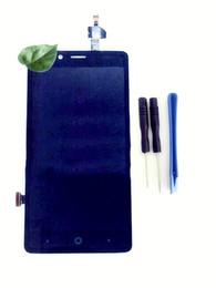 Toque la cuchilla online-Para ZTE Blade V220 Pantalla LCD y pantalla táctil Asamblea digitalizador + Herramientas para accesorios móviles ZTE Blade V220