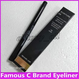 low price makeup Coupons - Famous C Brand makeup Waterproof Eyeliner pen Effortless Definition 1ML with lowest price and high quality
