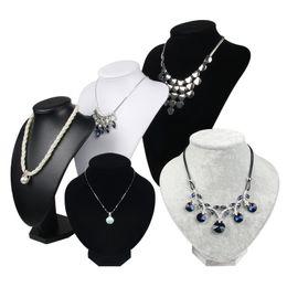 Canada Collier Présentoir De Bijoux Jewellry Mannequin Buste Pour Collier Pendentif Fenêtre D'affichage Bijoux Affichage Collier Stand Offre