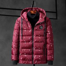 homens laranja trincheira Desconto Grande tamanho 4XL-9XL homens casaco de algodão dos homens de algodão solto jaqueta casaco juventude inverno desgaste dos homens fora do revestimento