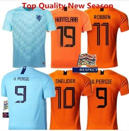 2019 2020 Netherlands soccer jerseys DE JONG Holland football kits shirt DE  LIGT VAN DIJK VIRGIL jersey STROOTMAN MEMPHIS PROMES football ca9ef8cd2