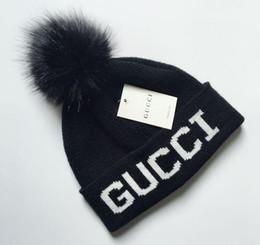 c4ff5bc0e81 2019 Unisex Autumn G Winter Beanie hat men New Beanies Sports Hats Custom  Knitted Cap Snapbacks Embroidery Soft Warm Girls Boys Skuilles Cap