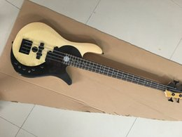 Cuerdas clásicas de la guitarra liberan el envío online-Envío gratis Custom Shop exclusivo clásico yin-yang bajo Guitarra 4 cuerdas Bajo guitarra hecha a mano bajo guitarra fotos reales
