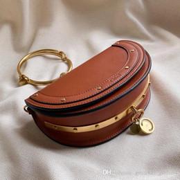 Deutschland Neue NILE MINAUDIÈRE Damen Kompakte Abendtasche CHC19SS302A09247 Luxus Designer Tasche Modetrend Größe 20-12-6,5 cm Versorgung