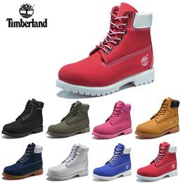 2019 tubo del cordón de los hombres Diseñador Original para hombre para mujer botas de invierno botas de moda negro blanco rojo marrón Gris verde TBL Zapatos casuales Marcas de lujo tamaño 36-45