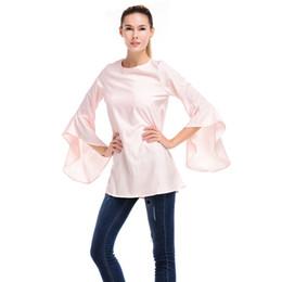 Deutschland Beiläufige Kleider der beiläufigen Kleider Blaue einfache lange Spitzenminifrauen kleiden weiche beiläufige Bluse des täglichen Lebens cheap simple dress tops Versorgung