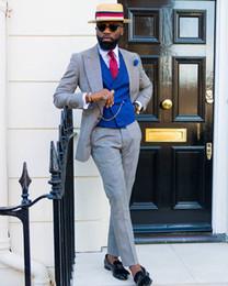 Fumo elegante on-line-Elegante pico de lapela noivo mens melhores smoking de casamento dos homens ternos de alta qualidade feitos de negócios mens ternos de trabalho