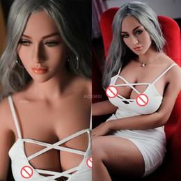 Argentina 140 cm Real Silicona Sex Doll Realista Tamaño completo Japonés Adultos Sexo Amor Muñecas Oral Vagina Anal Muñeca Real para Hombres Suministro