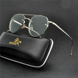 a7ee134e3a49 2019 Oversized Oval Sunglasses Women Men Vintage Hip Hop Punk Sun Glasses  Metal Brand Designer Ladies Fashion Glasses UV400 FML