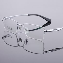 3067acf88be Coyee New Design 100% Pure Titanium Full Rim Brand Eyeglasses Men Optical  Spectacle Frame Eye Prescription Glasses Ultralight