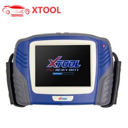 Herramienta de diagnóstico profesional para camiones pesados XTOOL PS2 Diesel Truck scanner actualización gratuita en línea desde fabricantes