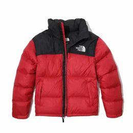 giacca a zip intera Sconti 20 Classic Mens Parka Donne Giù cappotti spessi Mens Jacket tenere in caldo Outdoor Zip Moda Windbreaker maniche strada piena EAR B104690Y