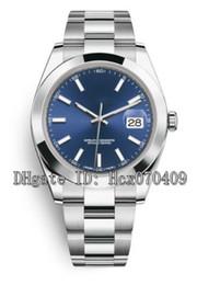 2019 reloj deportivo cinético 18 relojes de lujo para hombres de 41 mm President Datejust 126334 126300 Asia 2813 movimiento mecánico automático