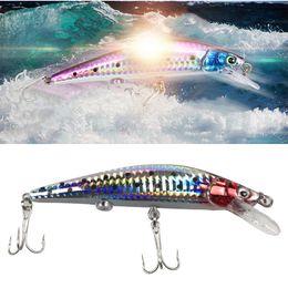 USB recargable LED parpadeante luz Contracciones señuelos de pesca de cebo eléctrico de vida como Vibración Pesca Señuelos 1PCS desde fabricantes