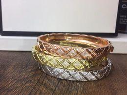 2019 угольные браслеты 2019 последний ромбический браслет высокого класса на заказ инкрустированный топ высокоуглеродистый браслет дрель Высокий браслет из розового золота женские браслеты скидка угольные браслеты