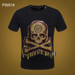 T-shirt manica corta da uomo slim casual in cotone con stampa t-shirt da uomo girocollo manica corta da commercio all'ingrosso ant nero fornitori