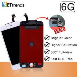 Meilleure qualité d'affichage pour iPhone 6 6plus 7 7plus 8 8plus Assemblage de l'écran lcd en usine fournir directement une garantie à vie ? partir de fabricateur