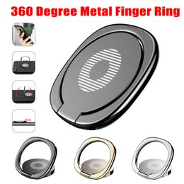 Anillo general online-Soporte general para teléfono de 360 grados para Samsung Xiaomi Soporte para anillos de dedo para iPhone X XR Xs Tableta máxima